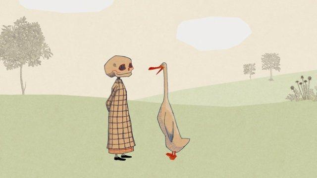 duckdeathandthetulip