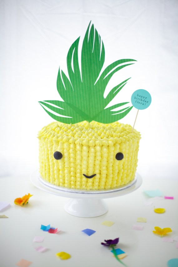 pineapple shaped cake lucky by david mackintosh pineapples screenprint 6546