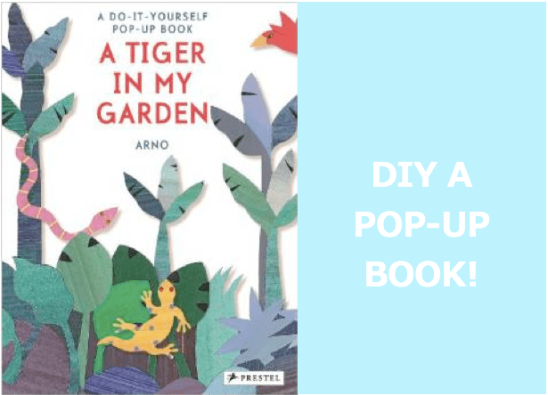 A-TIGER-IN-MY-GARDEN-DIY-POP-UP-BOOK