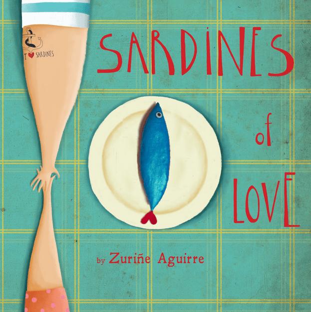 sardines of love + atelier caroline's sardine (+ giveaway!)