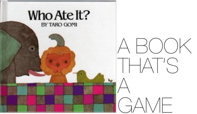 WHO-ATE-IT-TARO-GOMI