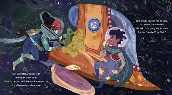Interstellar Cinderella_But Interstellar Cinderella knew