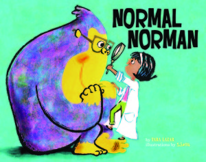 Normal Norman - cover