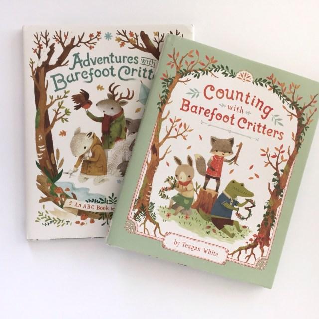 barefoot-creatures-books