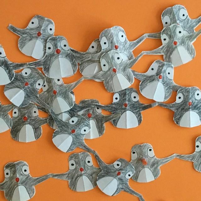 penguin-paper-craft