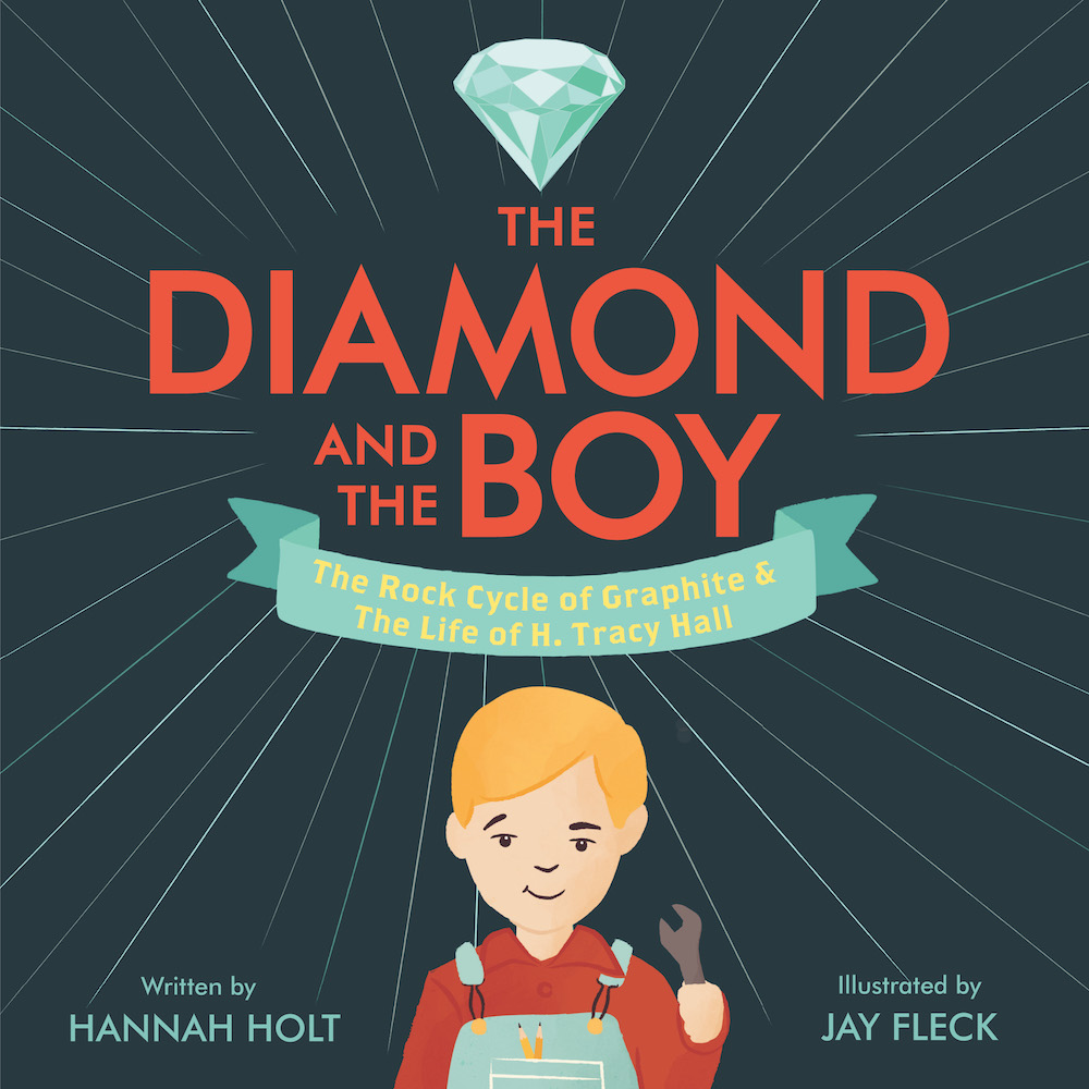 cover reveal! the diamond and the boy