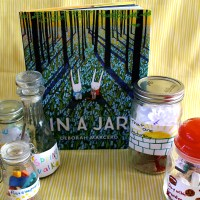 in a jar + memory jar craft