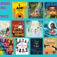 16 picture books for gifting and lifting spirits
