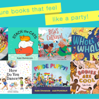 picture books that feel like a party