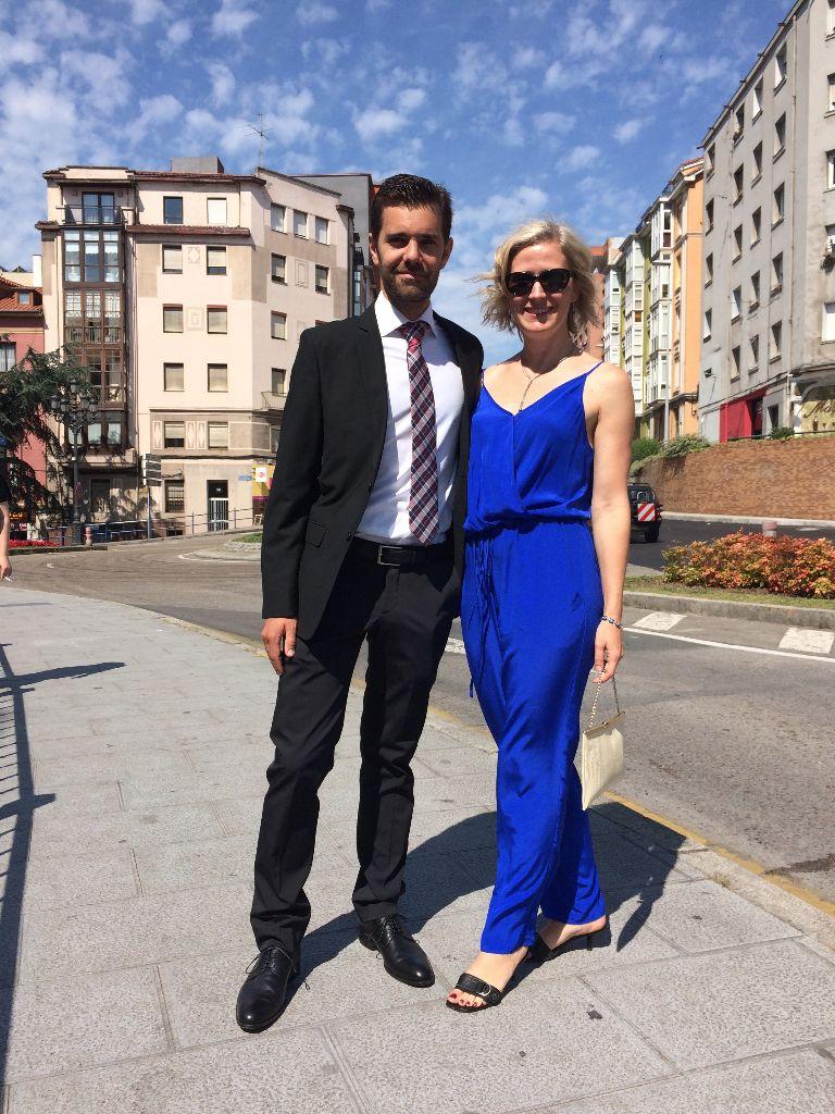 Santander - Sole & Javier's Wedding Day