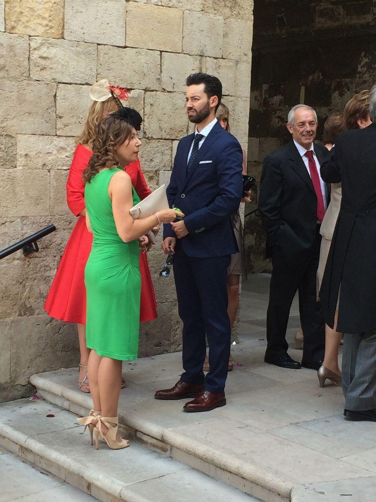 Sole & Javier's Wedding Day