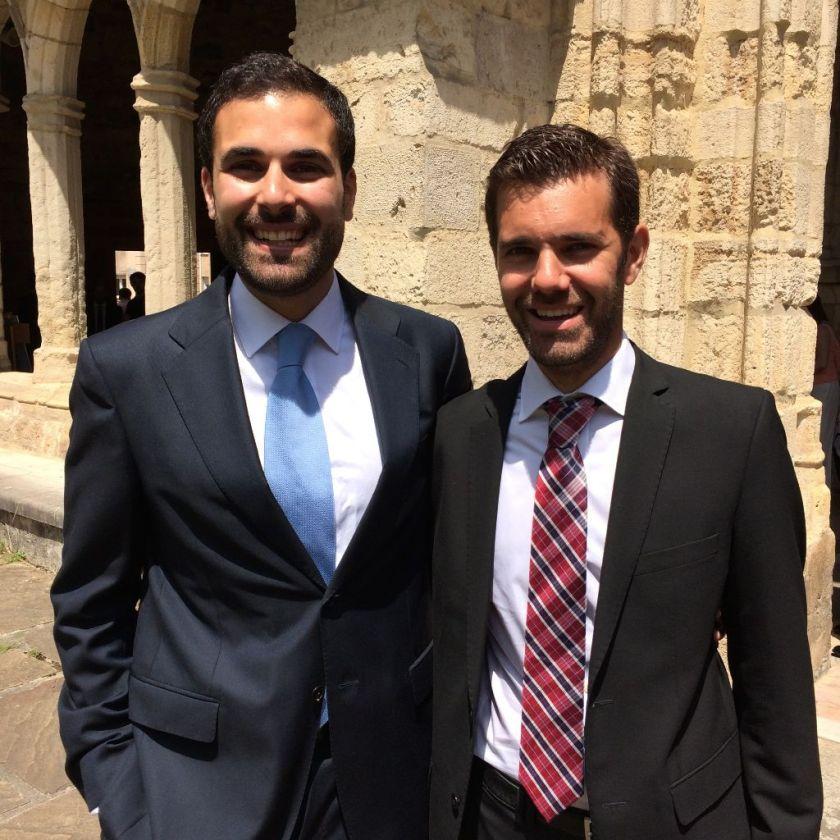 The Spaniard & Javier