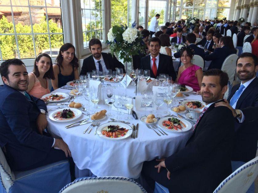 Sole & Javier's wedding
