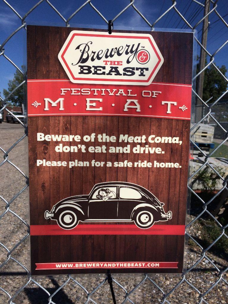 Brewery & The Beast Calgary