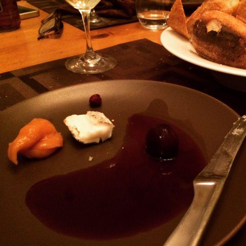 Dinner at the Allemeier's