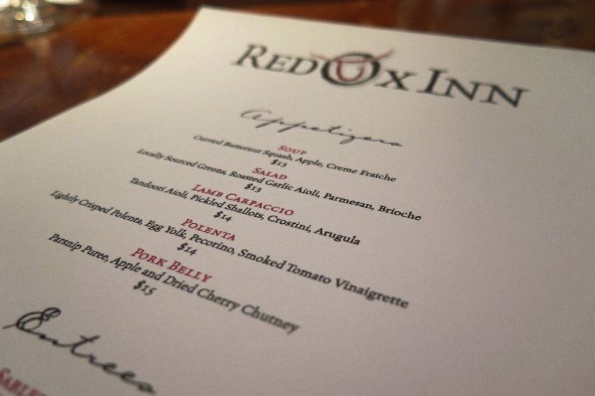 Red Ox Inn