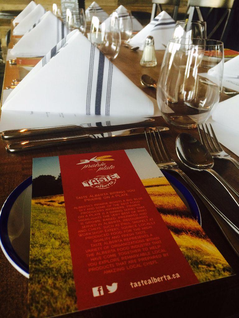 Prairie on a Plate