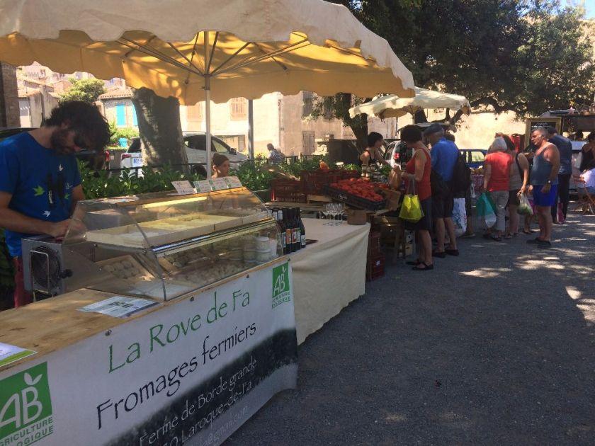 Montlaur market