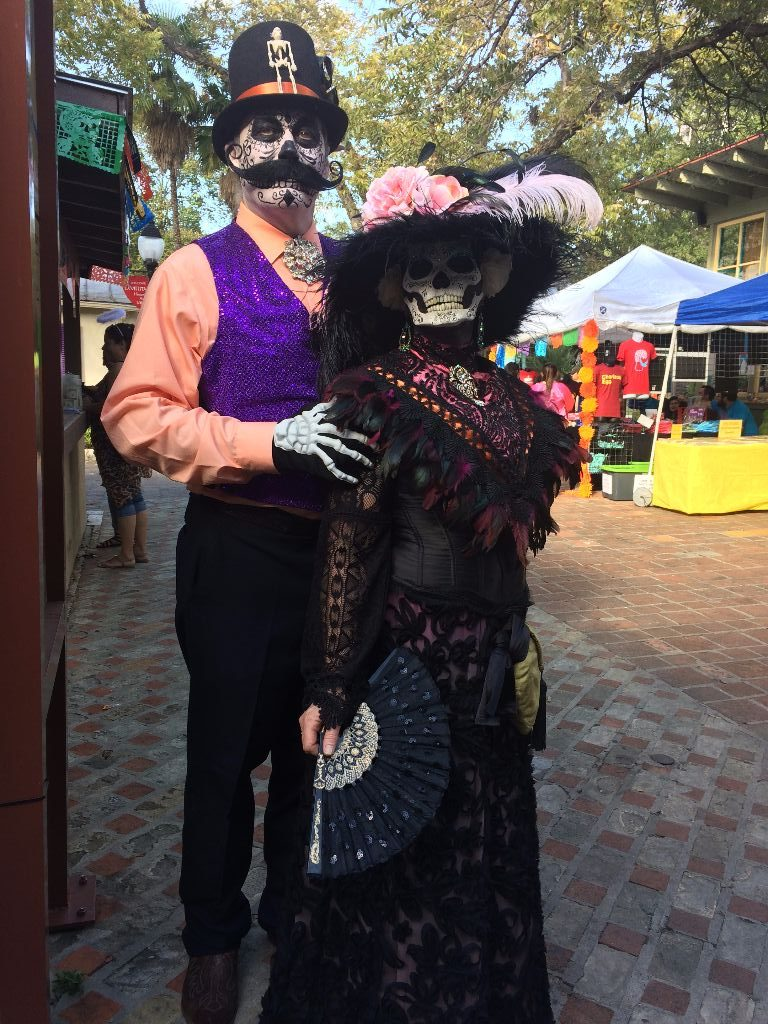 Day of the Dead in San Antonio