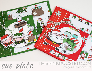 It's a Christmas-y Fancy Friday Blog Hop!