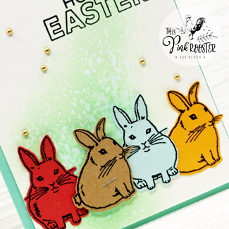 Some Bunnies – Technique Tuesday February Release