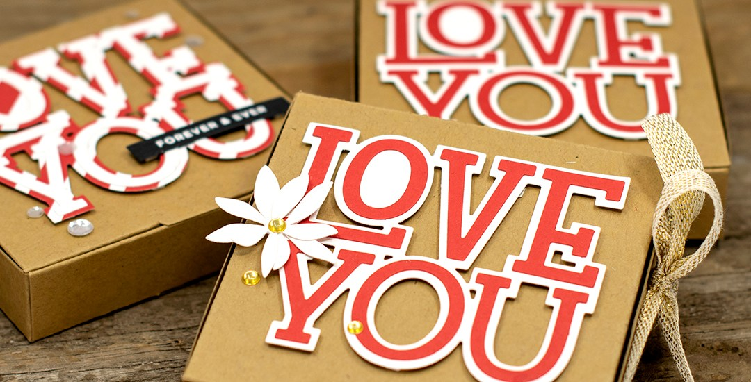 3 Easy Pizza Boxes for Valentine's Day!