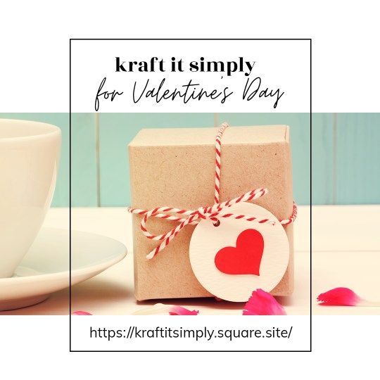 Kraft It Simply for Valentine's Day