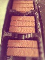Glutino Brand Chocolate Wafers