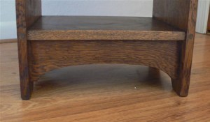 Stickley 79 #4 detail