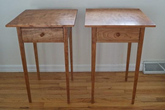 Shaker Side Tables