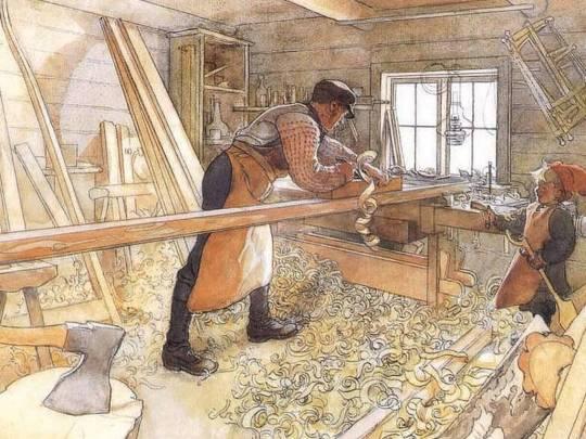 Larsson Workshop