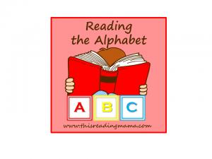 Reading the Alphabet, free preschool reading curriculum