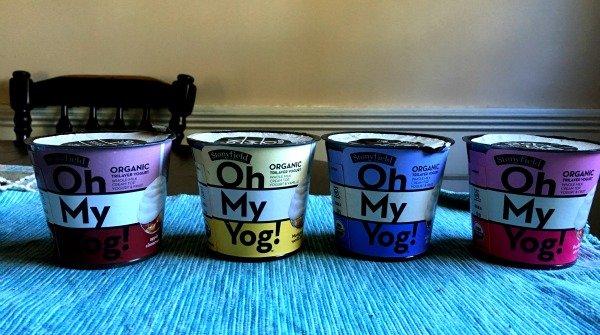 Oh My Yog! Flavors