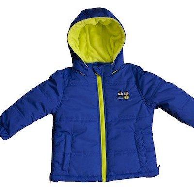 cozywoggle coat blue