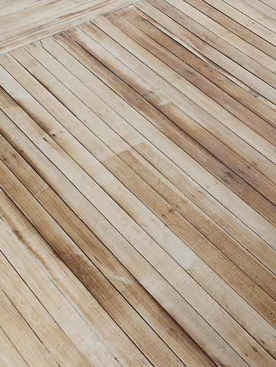 Hardwood Floors Sanding Progress