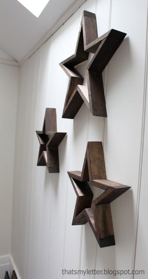 wood stars side tml