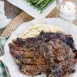 Best Steak Marinade For Grilled Ribeye Steaks Works On All Steaks
