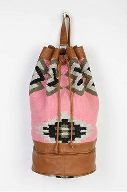Ecote Starla blanket Bucket Backpack 19.99