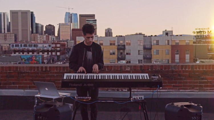 anomalie rooftop sessions