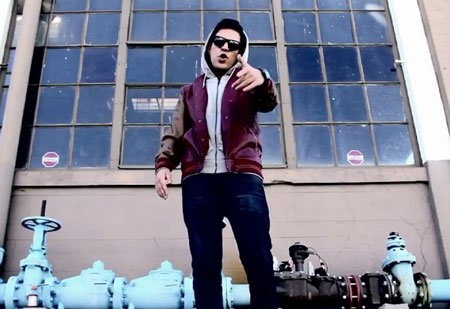 Azad Right - Alone (Music Video) : Chill Hip Hop with Visuals [TSIS