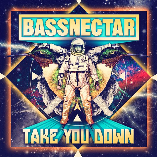 "Bassnectar releases new melodic single ""Take You Down [Special Edit]"" : Trap / Bass"