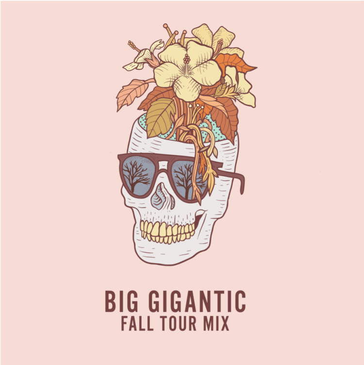 PREMIERE | Big Gigantic Deliver Must Hear New 'Fall Tour Mix