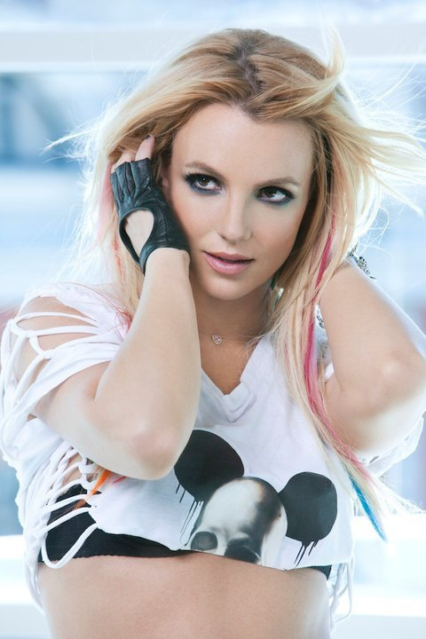 Britney Spears - I Wanna Go (Disco Fries Extended Mix) : Sick New BANGER Electro Remix