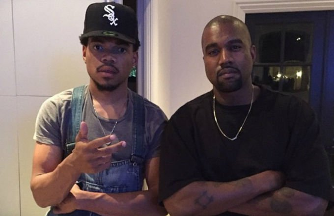 Chance The Rapper and Kanye West Have A Collaborative Project In The Works