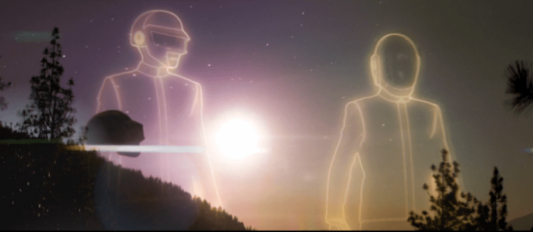 "Daft Punk and Pharrell's ""Gust Of Wind"" Music Video Is Quite Epic"