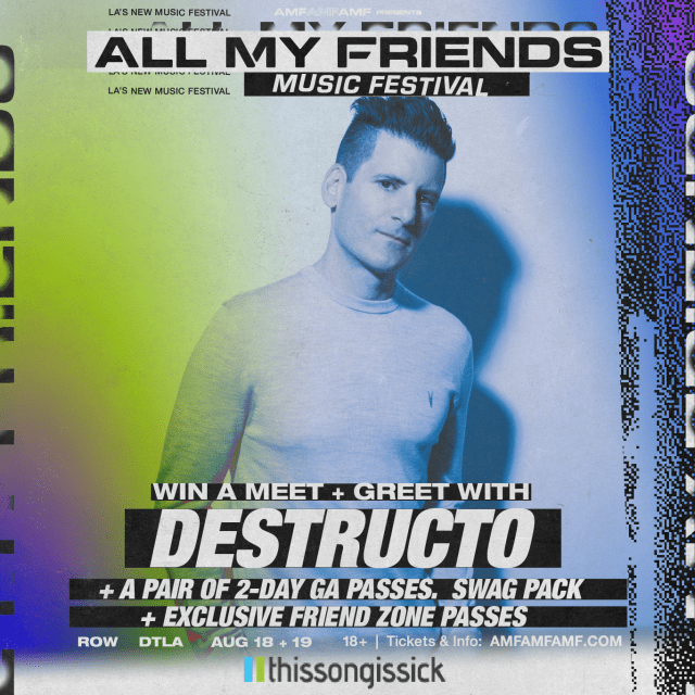 destruco amf contest