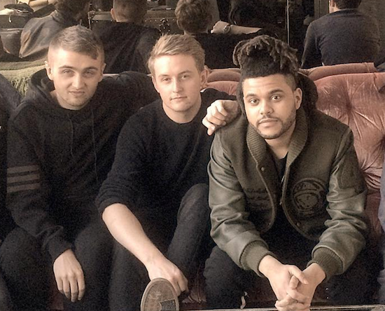 """Disclosure Share VIP Version Of """"Nocturnal"""" feat. The Weeknd"""
