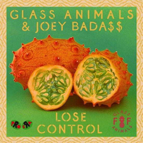 Glass Animals & Joey Bada$$ - Lose Control : Must Hear Hip-Hop / Indie Collaboration