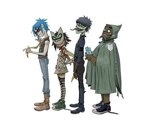 Gorillaz Are Coming Back And Have Plans For A New Album