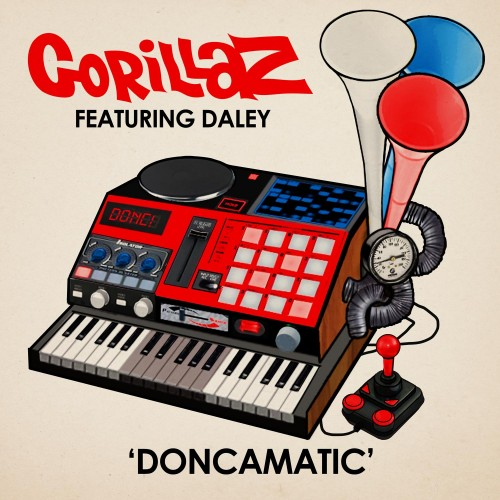 Gorillaz - Doncamatic (ft. Daley): Sick New Chill Electronic Indie Song